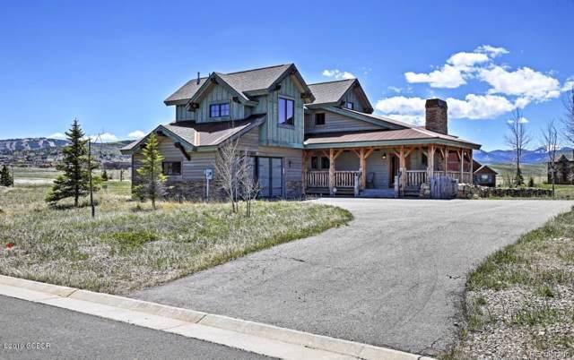 1745 Mountain Sky Lane, Granby, CO 80446 (MLS #19-1580) :: The Real Estate Company