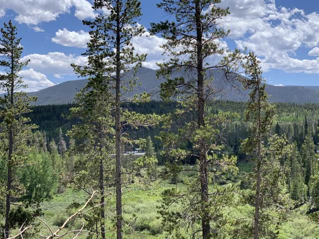 347 County Rd 851 Drive, Tabernash, CO 80478 (MLS #19-1583) :: The Real Estate Company