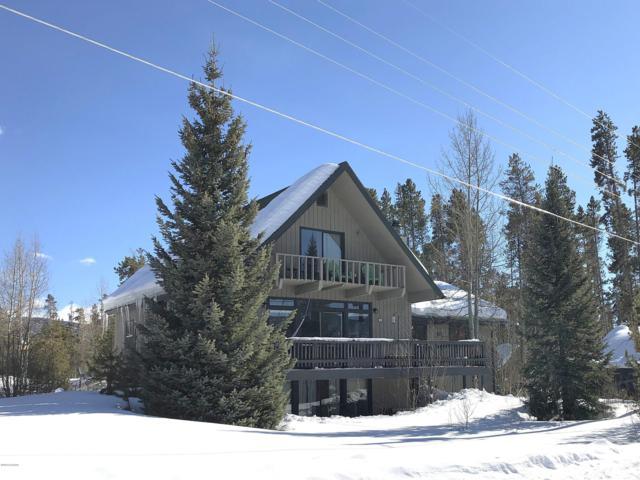 180 Gcr 494, Grand Lake, CO 80447 (MLS #19-161) :: The Real Estate Company