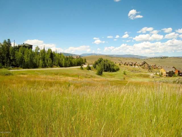 539 Mt Neva Drive, Granby, CO 80446 (MLS #19-1634) :: The Real Estate Company