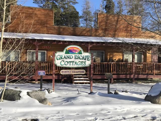 1204 Grand, Grand Lake, CO 80447 (MLS #19-1643) :: The Real Estate Company