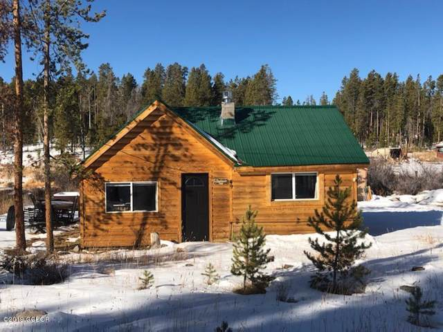 49 Gcr 4812 Katherine Dr, Grand Lake, CO 80447 (MLS #19-1659) :: The Real Estate Company