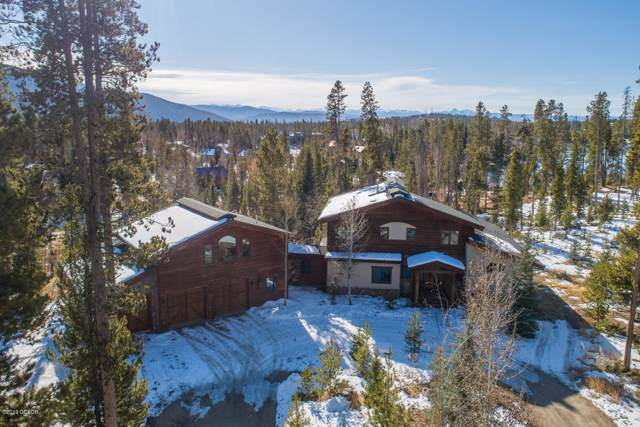 514 Gcr 49, Grand Lake, CO 80447 (MLS #19-1682) :: The Real Estate Company