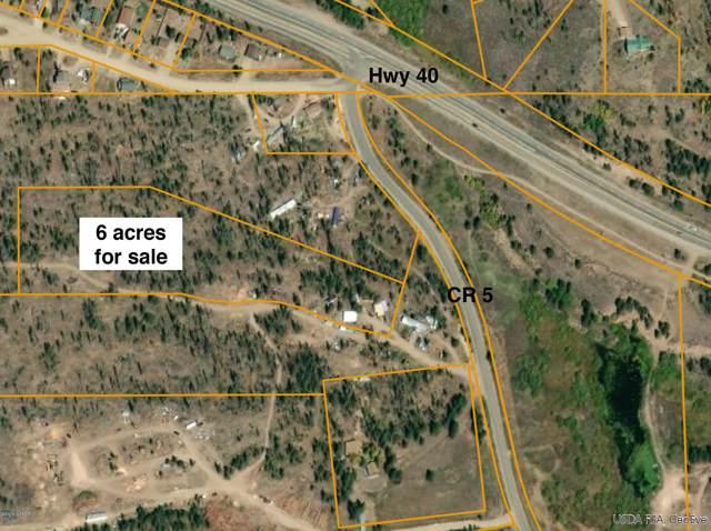6101 Gcr 5, Tabernash, CO 80478 (MLS #19-1683) :: The Real Estate Company