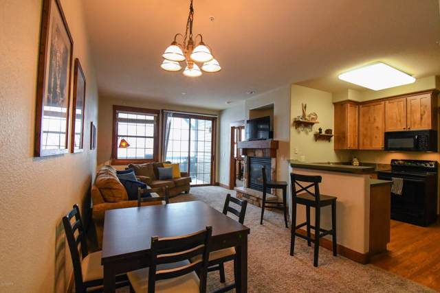 7203 Northstar 7-203, Granby, CO 80446 (MLS #19-1700) :: The Real Estate Company