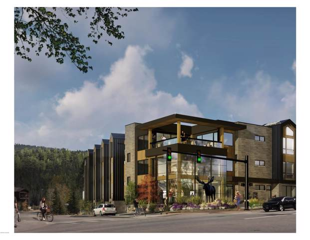 78841 Us-40 A-1 3rd Floor, Winter Park, CO 80482 (MLS #19-1705) :: The Real Estate Company