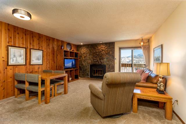 490 Kings Crossing Road #523, Winter Park, CO 80482 (MLS #19-1706) :: The Real Estate Company
