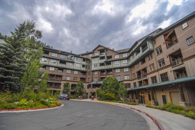401 Nystrom #1112, Winter Park, CO 80482 (MLS #19-1716) :: The Real Estate Company
