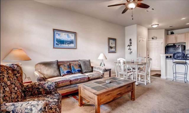 156 Village Road D-102, Granby, CO 80446 (MLS #19-1738) :: The Real Estate Company