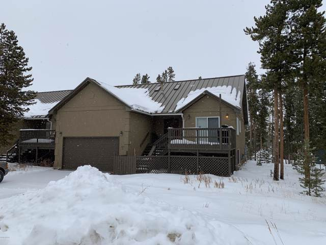 823 Gcr 830, Fraser, CO 80442 (MLS #19-1748) :: The Real Estate Company
