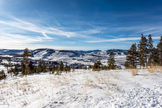 785 Pawnee Lane, Granby, CO 80446 (MLS #19-1767) :: The Real Estate Company