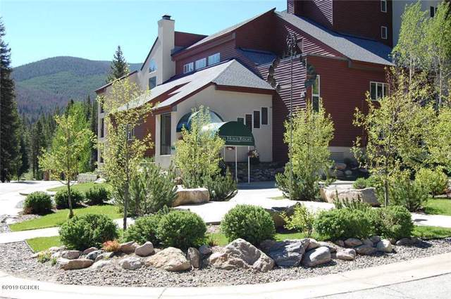 310 Iron Horse D-3044, Winter Park, CO 80482 (MLS #19-1779) :: The Real Estate Company