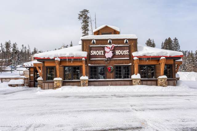 78656 Us Hwy 40, Winter Park, CO 80482 (MLS #19-1781) :: The Real Estate Company