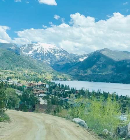 228 Park Avenue Lots 1 & 2, Grand Lake, CO 80447 (MLS #19-1783) :: The Real Estate Company