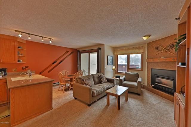 313 Iron Horse Way C1033, Winter Park, CO 80482 (MLS #19-205) :: The Real Estate Company