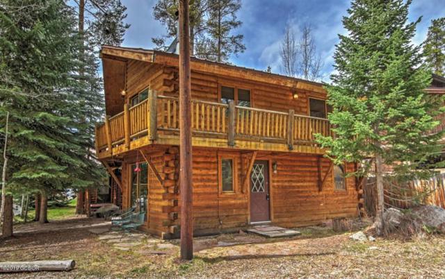 1224 Lake Avenue #8, Grand Lake, CO 80447 (MLS #19-215) :: The Real Estate Company
