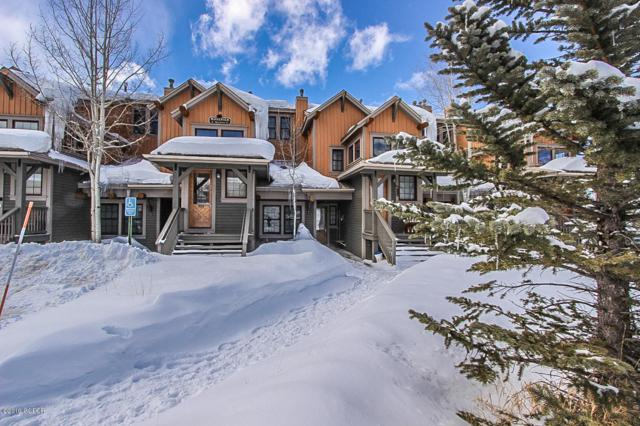 5204 Northstar 5-204, Granby, CO 80446 (MLS #19-260) :: The Real Estate Company