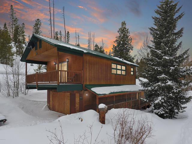 33 Gcr 461, Grand Lake, CO 80447 (MLS #19-261) :: The Real Estate Company