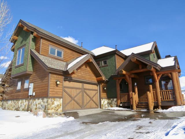 590 Elk Track Circle, Granby, CO 80446 (MLS #19-268) :: The Real Estate Company