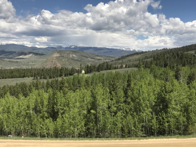 644 Gcr 6234, Granby, CO 80446 (MLS #19-300) :: The Real Estate Company