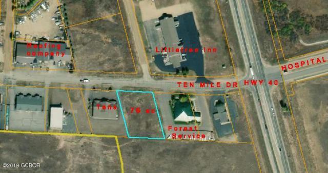 13 Ten Mile, Granby, CO 80446 (MLS #19-343) :: The Real Estate Company
