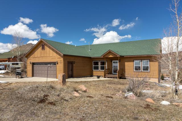 623 E Ridgeway Avenue, Hot Sulphur Springs, CO 80451 (MLS #19-352) :: The Real Estate Company