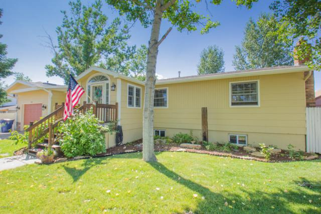 225 19th Street, Kremmling, CO 80459 (MLS #19-36) :: The Real Estate Company