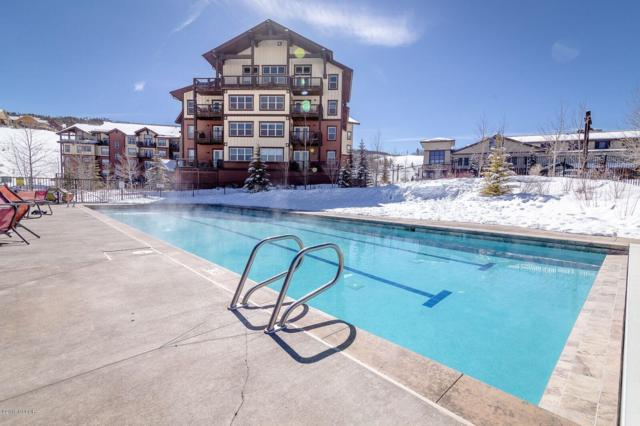 300 Basecamp Drive #210, Granby, CO 80446 (MLS #19-402) :: The Real Estate Company