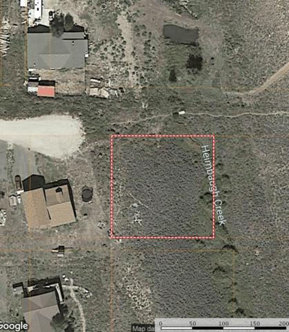 E Moffat Ave, Hot Sulphur Springs, CO 80451 (MLS #19-423) :: The Real Estate Company