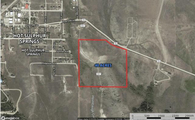 Gcr 55, Hot Sulphur Springs, CO 80451 (MLS #19-427) :: The Real Estate Company