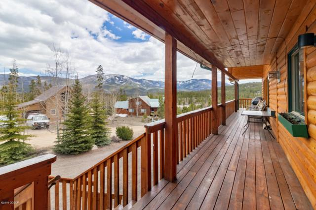 119 Gcr 4571, Grand Lake, CO 80447 (MLS #19-491) :: The Real Estate Company