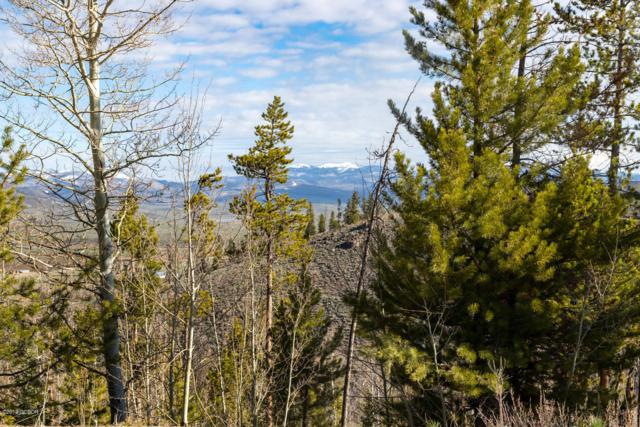499 Gcr 541 Aka Mountain View Ave, Granby, CO 80446 (MLS #19-555) :: The Real Estate Company