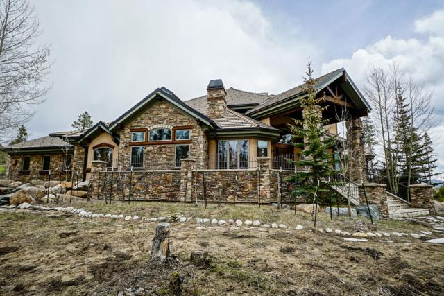 1327 Golf Course Circle, Tabernash, CO 80478 (MLS #19-569) :: The Real Estate Company