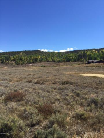 TBD 1 Gcr 884, Granby, CO 80446 (MLS #19-580) :: The Real Estate Company