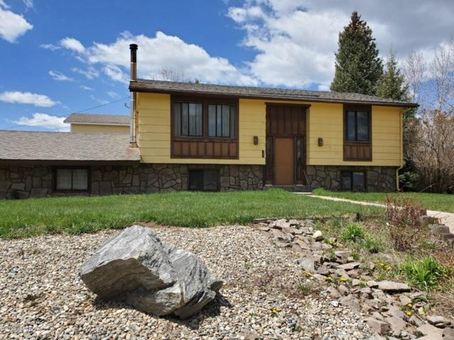 745 4th Street, Granby, CO 80446 (MLS #19-617) :: The Real Estate Company