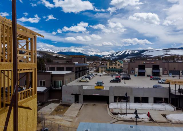 400 Baker Drive #201, Winter Park, CO 80482 (MLS #19-672) :: The Real Estate Company