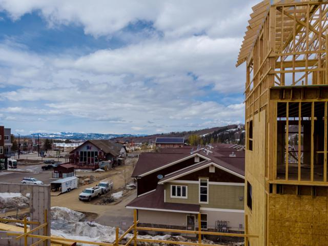400 Baker Drive #302, Winter Park, CO 80482 (MLS #19-677) :: The Real Estate Company
