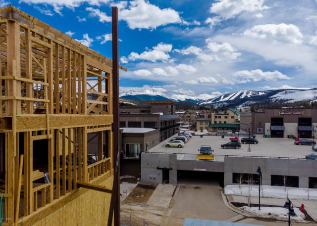 400 Baker Drive #308, Winter Park, CO 80482 (MLS #19-679) :: The Real Estate Company