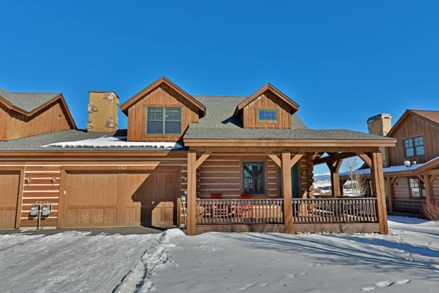 252 Thompson Road, Granby, CO 80446 (MLS #19-7) :: The Real Estate Company
