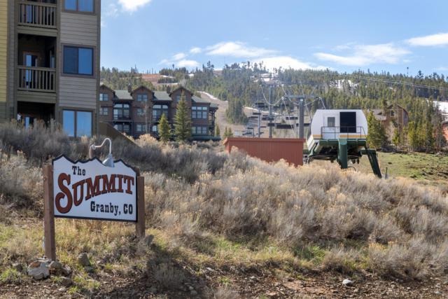 227 Gcr 8910 #2303, Granby, CO 80446 (MLS #19-759) :: The Real Estate Company