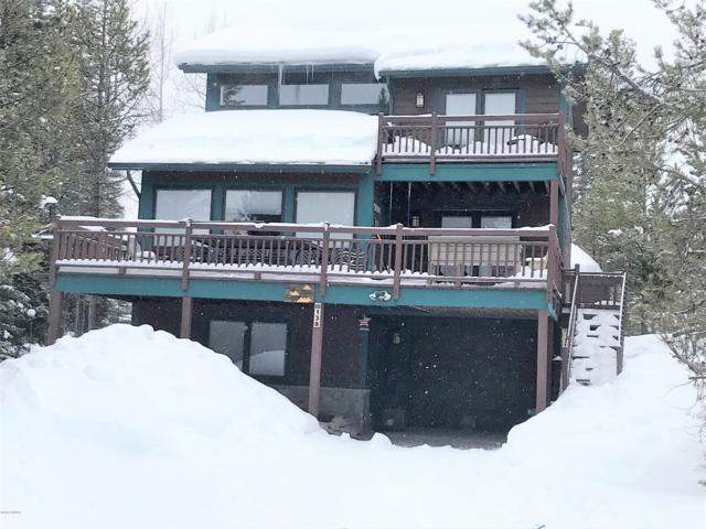 138 Gcr 4984, Grand Lake, CO 80447 (MLS #19-76) :: The Real Estate Company
