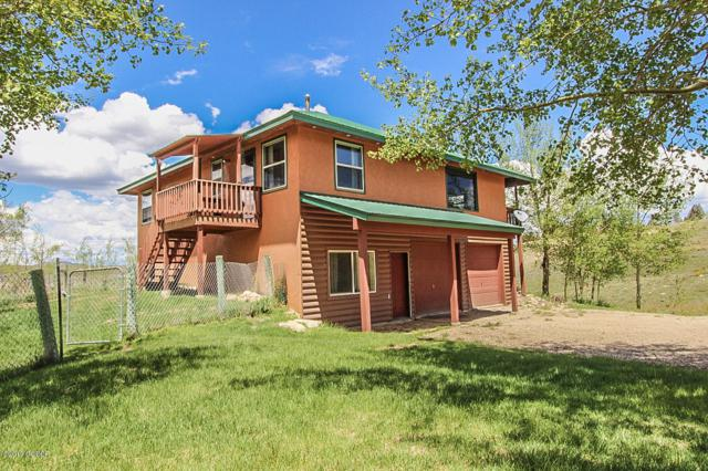 934 County Rd 193, Kremmling, CO 80459 (MLS #19-780) :: The Real Estate Company