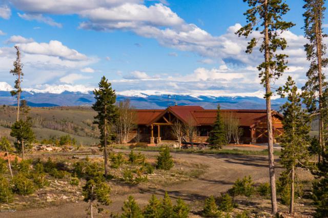 1018 Gcr 4081, Granby, CO 80446 (MLS #19-787) :: The Real Estate Company