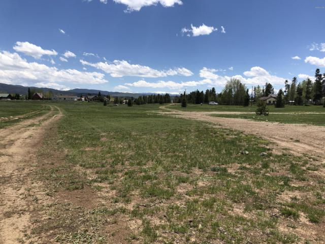 320 Gcr 6480, Grand Lake, CO 80447 (MLS #19-848) :: The Real Estate Company