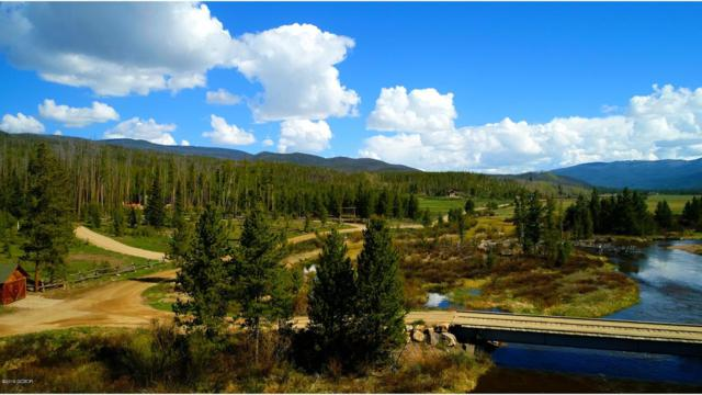 116 County Rd 4954, Grand Lake, CO 80447 (MLS #19-849) :: The Real Estate Company