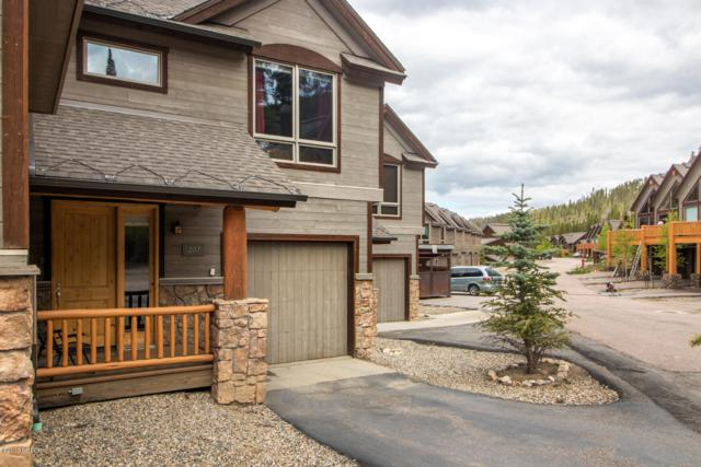 207 Antler Way, Winter Park, CO 80482 (MLS #19-877) :: The Real Estate Company