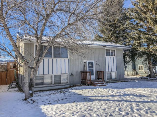 309 S 7th Street, Kremmling, CO 80459 (MLS #19-9) :: The Real Estate Company