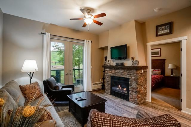 300 Base Camp Circle #107, Granby, CO 80446 (MLS #19-914) :: The Real Estate Company