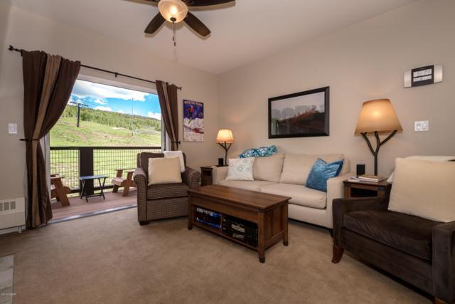 300 Base Camp Circle #303, Granby, CO 80446 (MLS #19-938) :: The Real Estate Company