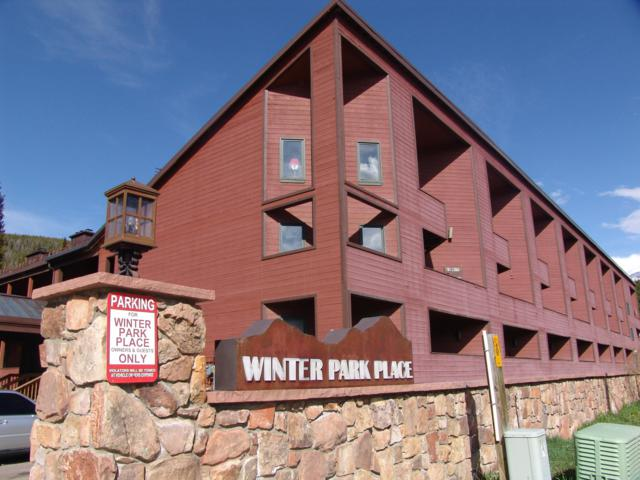 1080 Winter Park Drive #6, Winter Park, CO 80482 (MLS #19-951) :: The Real Estate Company